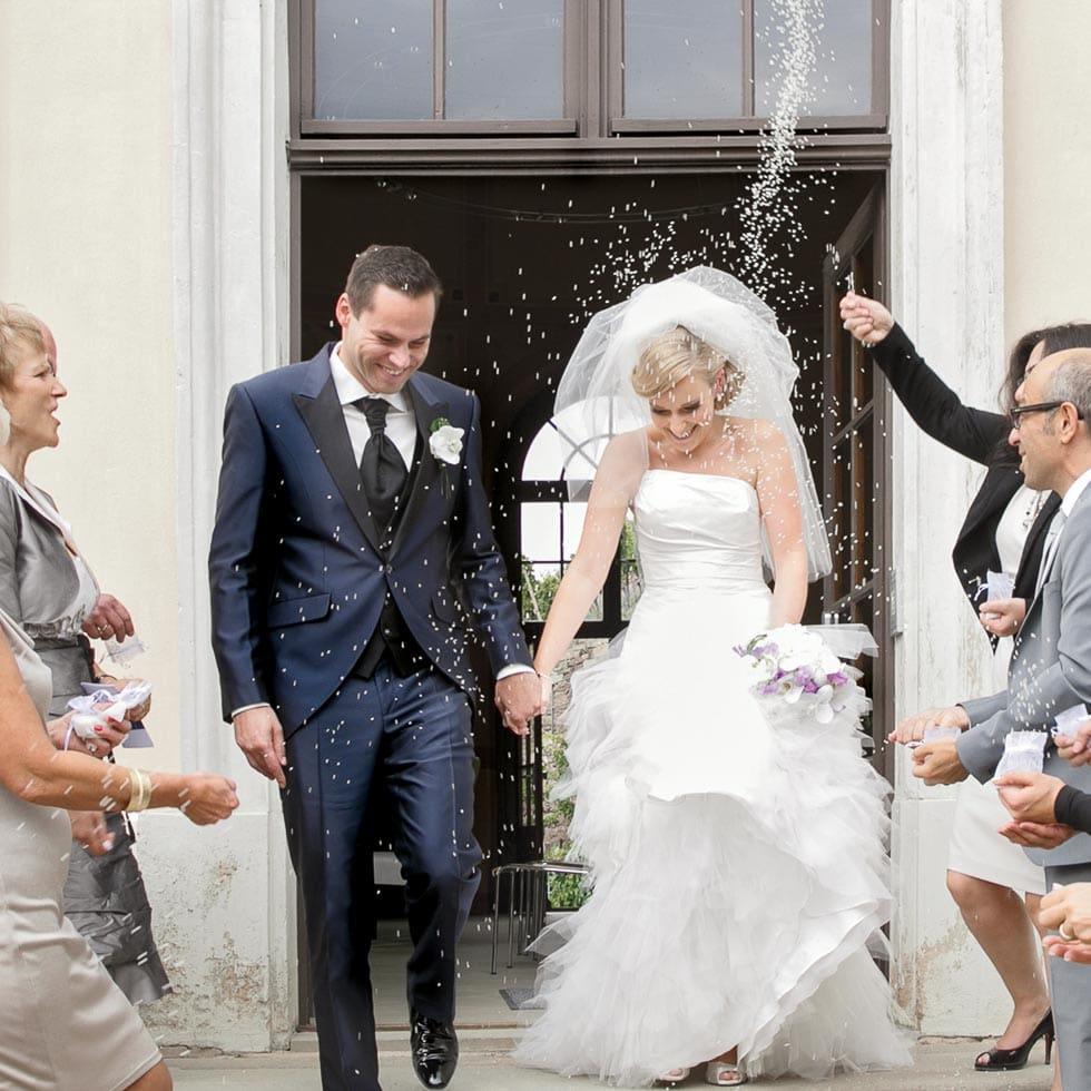 Hochzeitsfotograf Auszug
