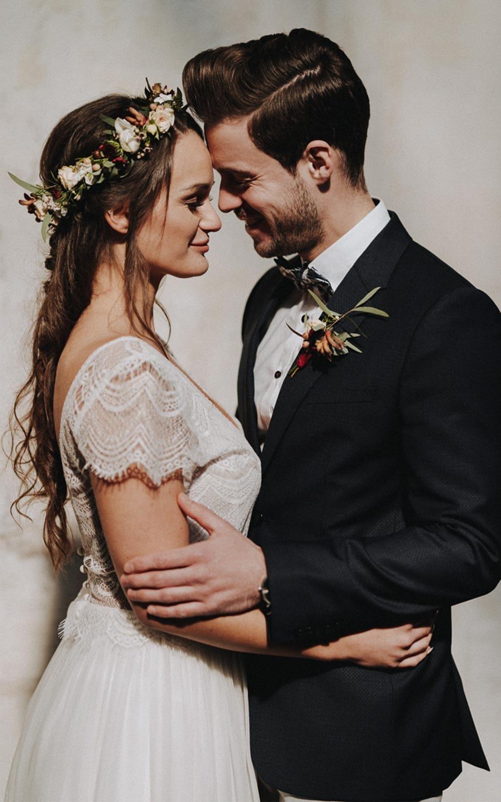Hochzeitsanzug Schwarz