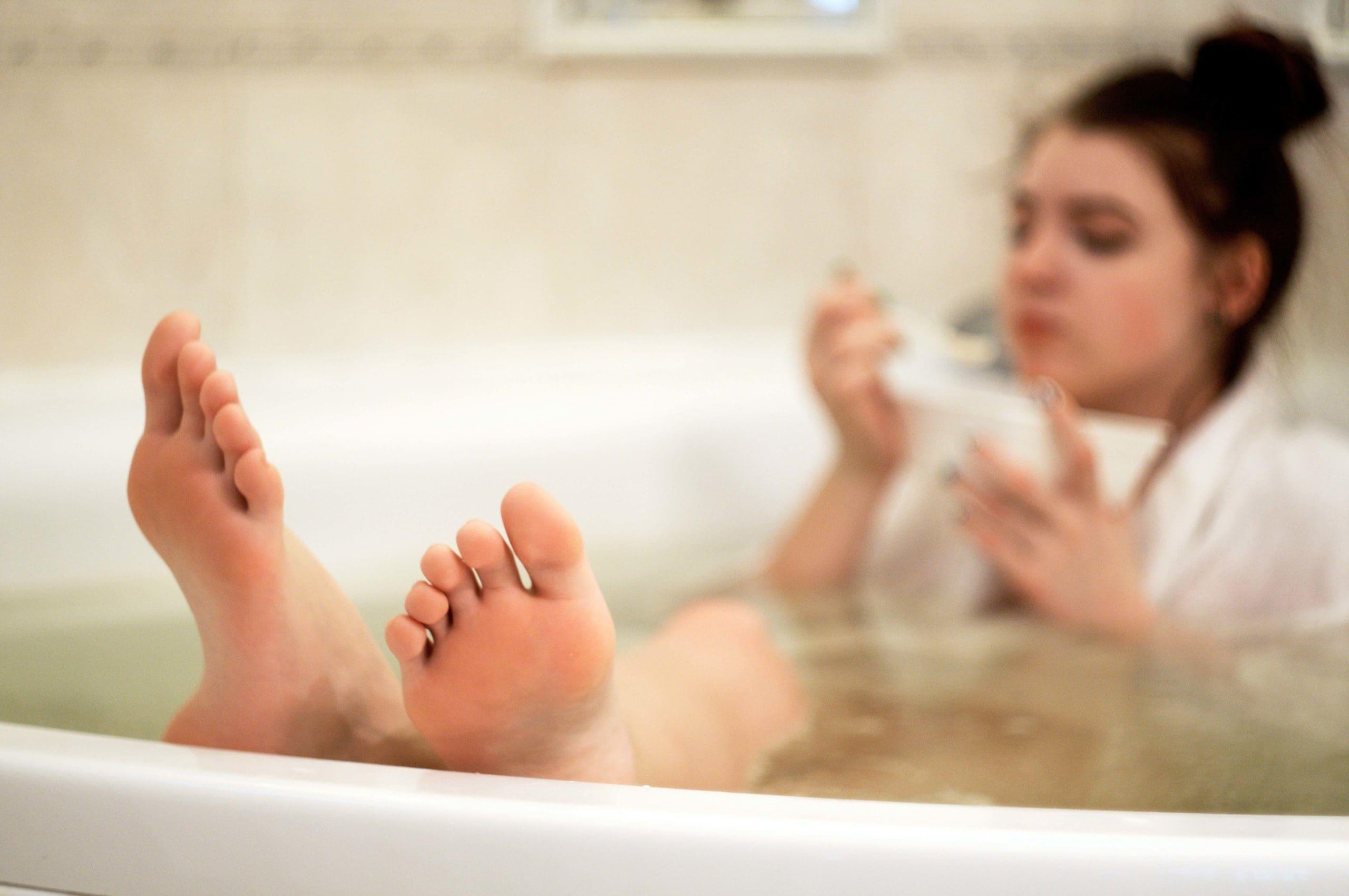 Badesalz Detox selber machen