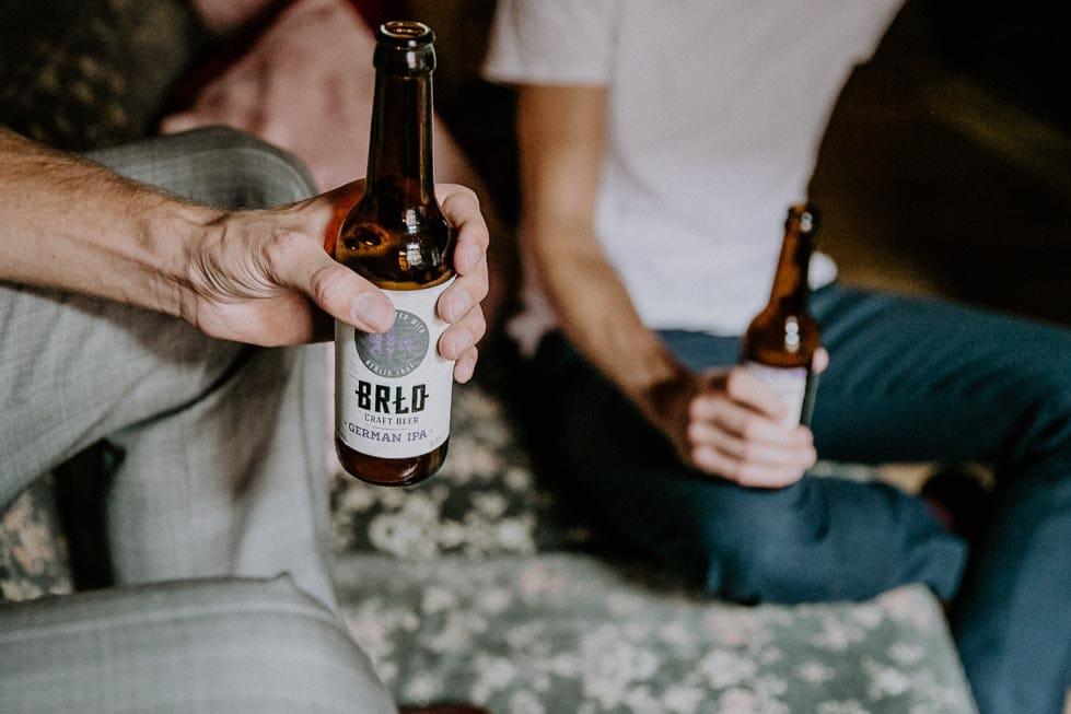 Bier Hochzeit