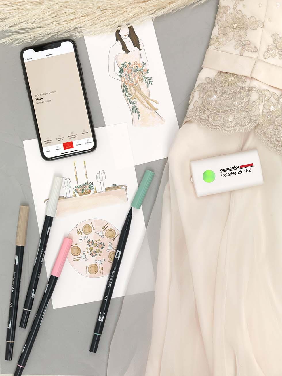 Farben Hochzeit