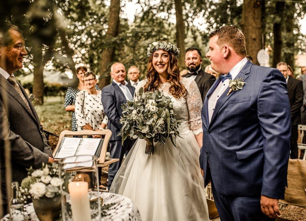 Einzug Hochzeit