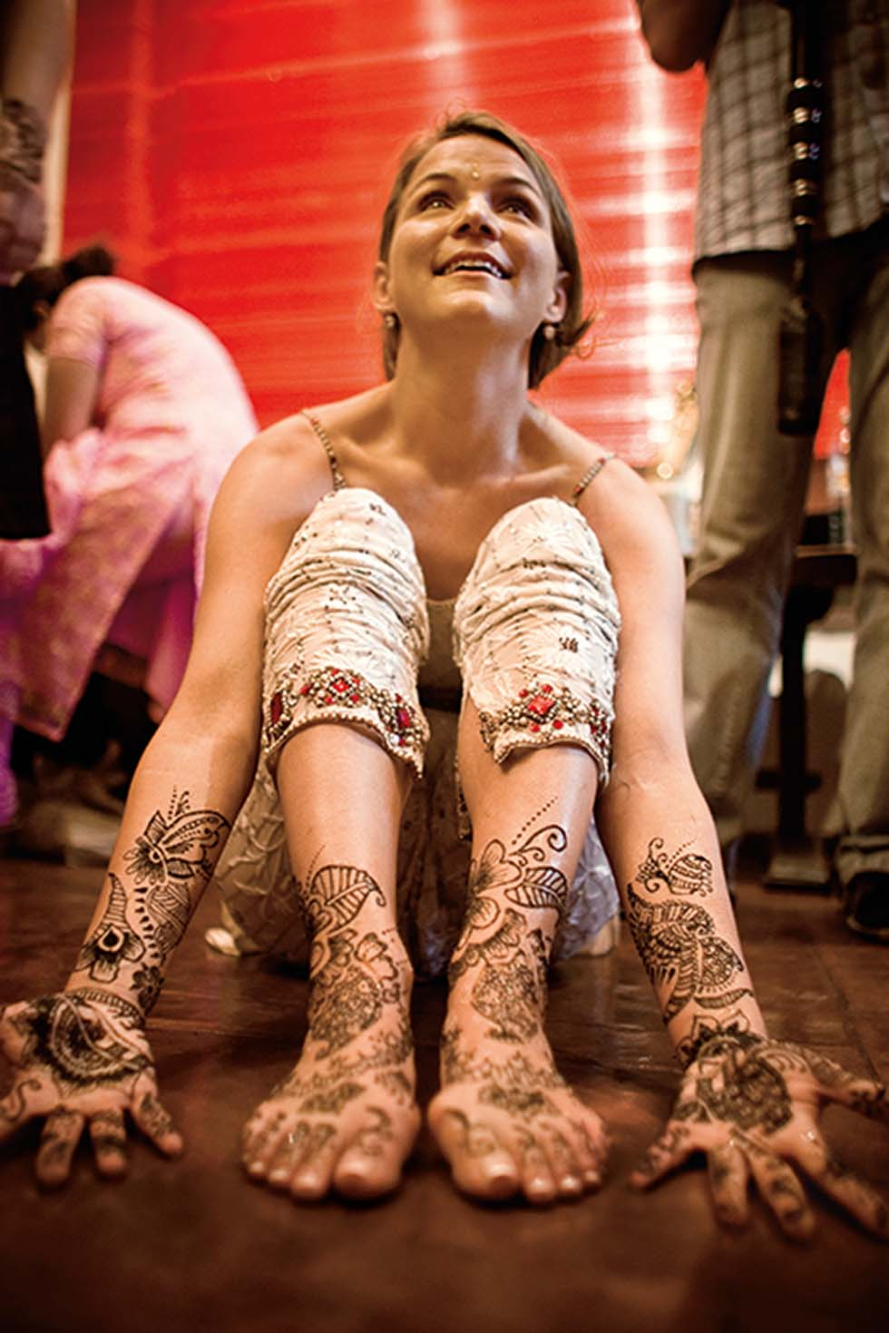 Indische Hochzeit Rituale